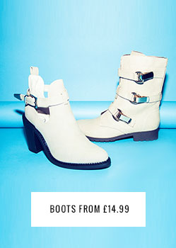 missguided ankle, Chelsea and lace up boots