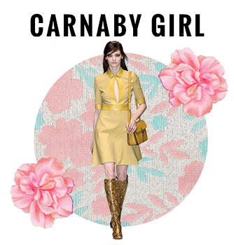 Carnaby Girl Missguided Trend
