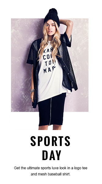 Shop Sports Luxe Trend at Missguided