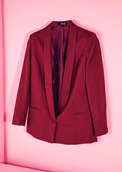 Missguided Tailored Blazer