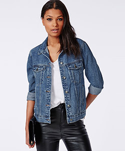 Denim Jacket £40