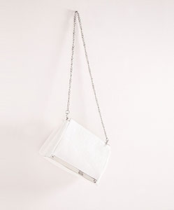 Chain detail bag £20
