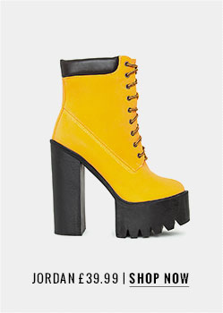 Missguided Jordan Cleated Heel Boots