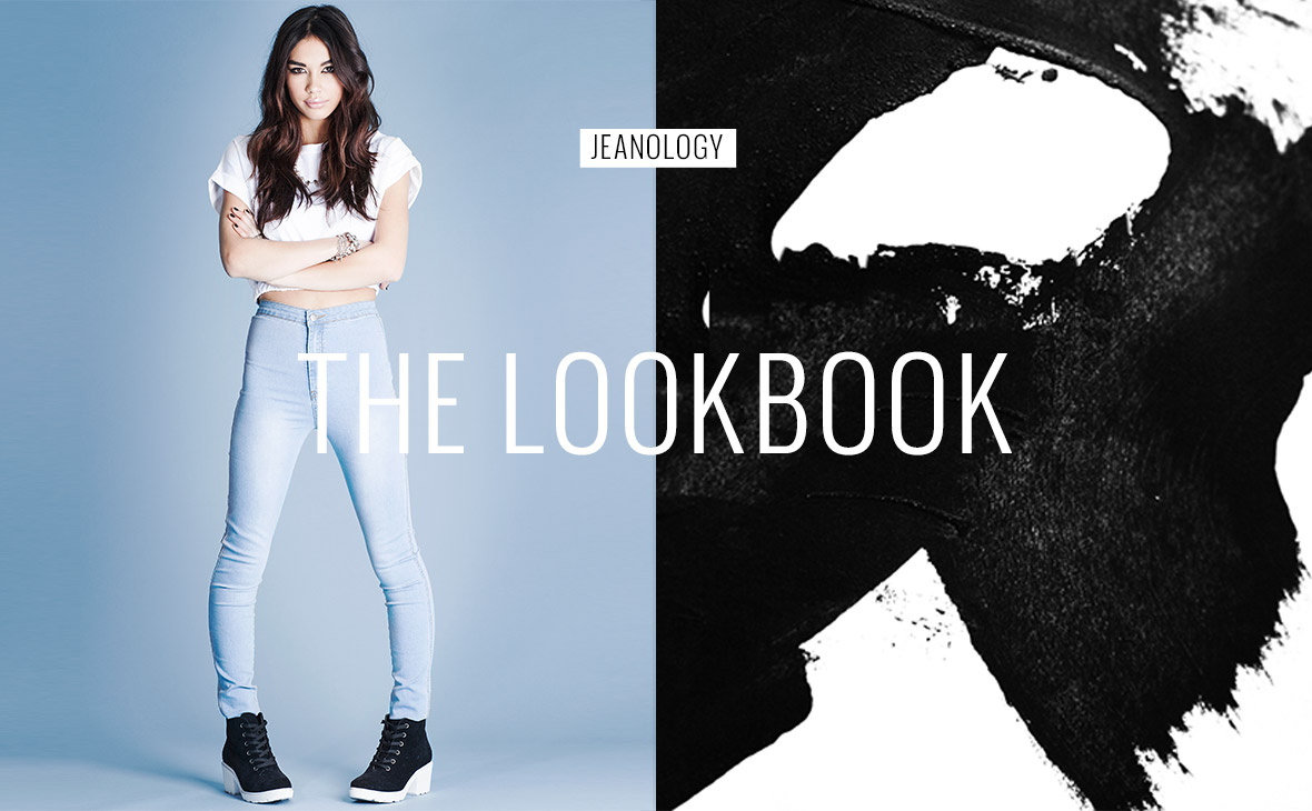 JEANOLOGY -  THE LOOKBOOK