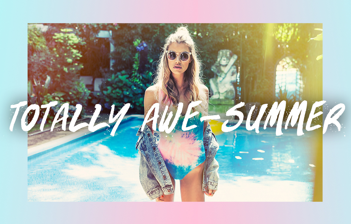 TOTALLY AWE-SUMMER