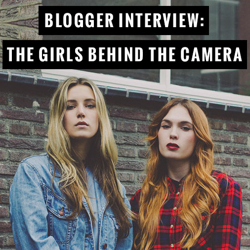 Blogger Interview with The Girls Behind the Camera