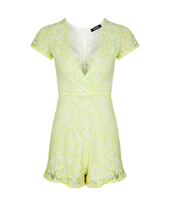 Surya Lace Playsuit