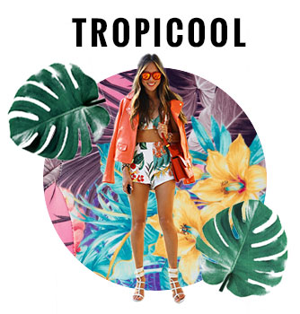 Tropical Women's Fashion Trend