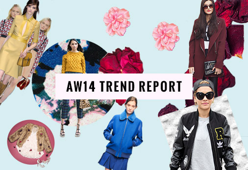 AW14 TREND REPORT