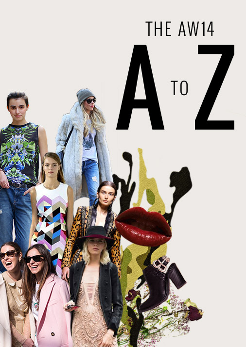 AW14 A TO Z