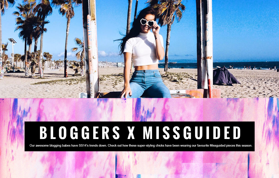 Bloggers in Missguided