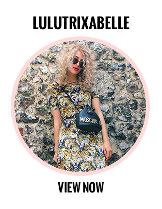 Lulutrixabelle's tips to London Fashion Week