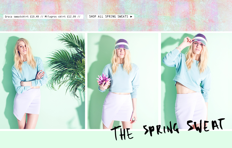 THE SPRING SWEAT